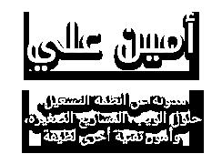 مدونة أمين علي